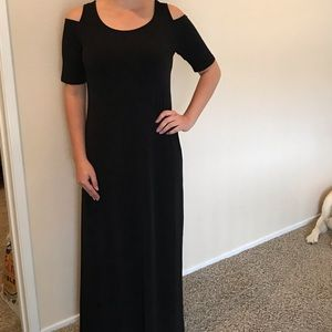 Chico's Black Maxi Dress